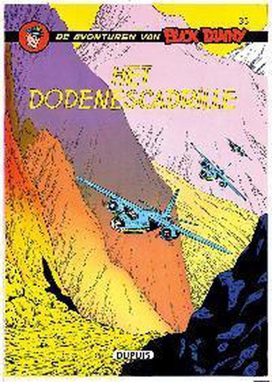 Cover van het boek 'Buck Danny / 35 Het dodenescadrille'