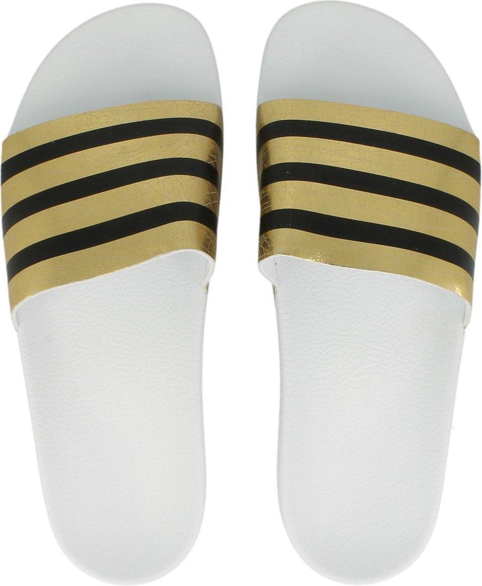bol.com | adidas ADILETTE W S78860 - slippers-sandalen ...