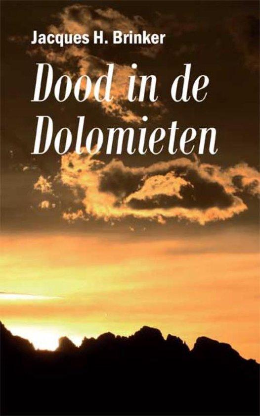 Dood in de Dolomieten - Jacques H. Brinker pdf epub