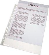 Esselte A4 showtas PP - 100 stuks - Transparant