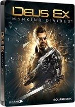 Deus Ex: Mankind Divided - Steelbook