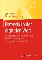 Omslag Forensik in Der Digitalen Welt