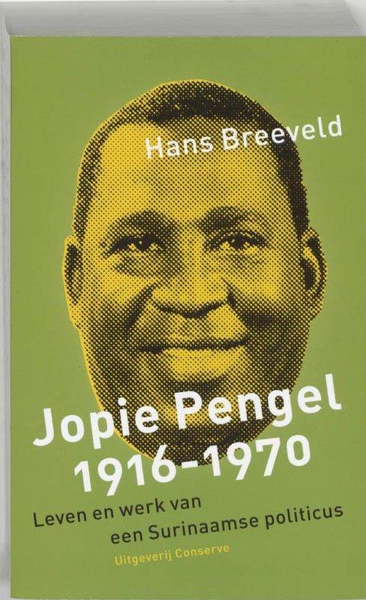 Jopie Pengel 1916-1970 - H. Breeveld |