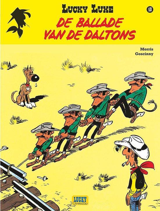 Lucky Luke 49. De ballade van de Daltons - Morris |