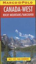 Marco Polo Reisgids Canada-West