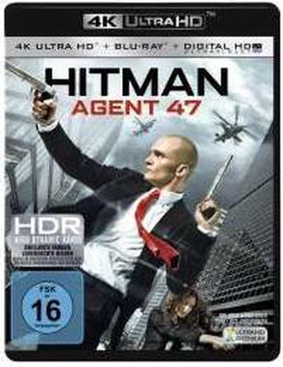 Hitman: Agent 47 (Ultra HD Blu-ray & Blu-ray)-