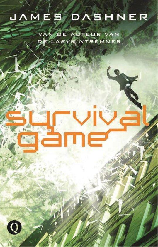 The Mortality Doctrine 3 - Survivalgame - James Dashner |
