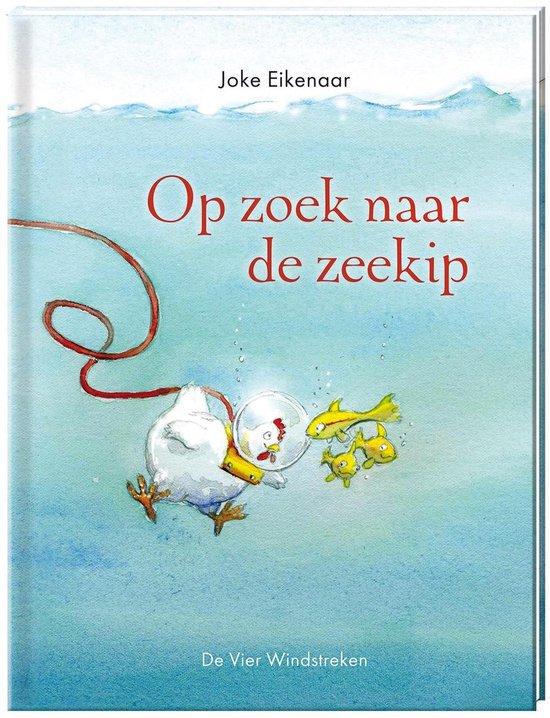 Op zoek naar de zeekip - Joke Eikenaar | Readingchampions.org.uk