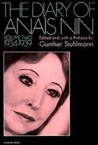 The Diary of Anais Nin 1934-1939