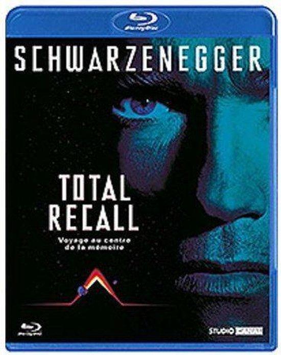 Cover van de film 'Total Recall'