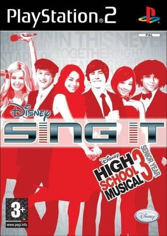 Disney Sing it - High School Musical 3