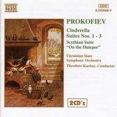 Prokofiev: Cinderella/Scythian