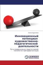 Innovatsionnyy Potentsial Khudozhestvenno-Pedagogicheskoy Deyatel'nosti