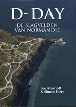 Boek cover D-Day van Leo Marriott (Hardcover)