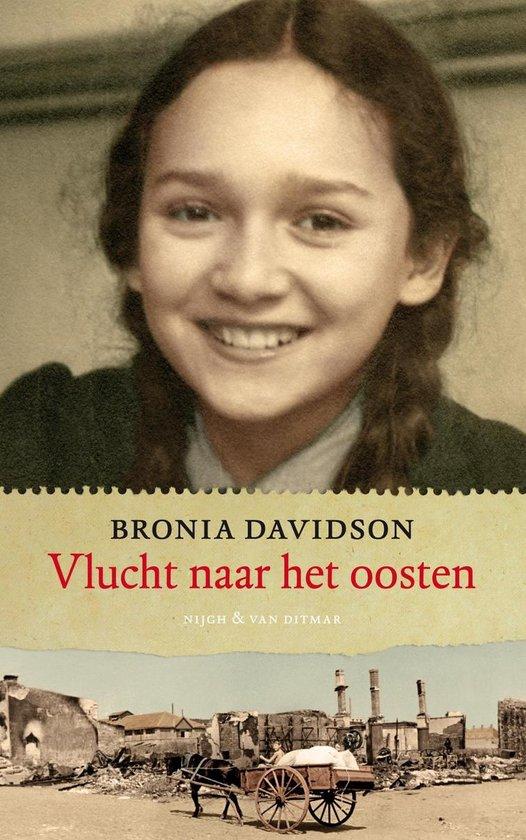 Vlucht naar het oosten - Bronia Davidson  