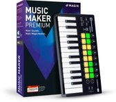 Magix Music Maker Performer - Inclusief Luxe Keybo
