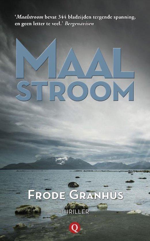 Maalstroom - Frode Granhus pdf epub