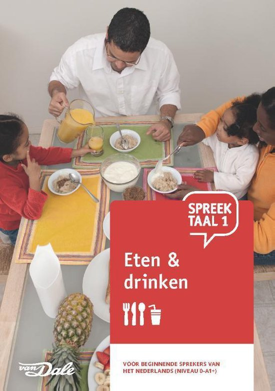 SpreekTaal 1 Eten & drinken - none | Readingchampions.org.uk