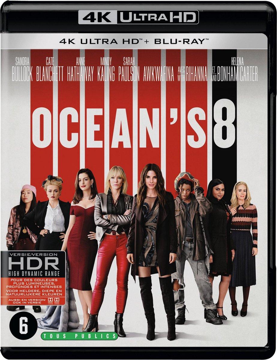 Ocean's 8 (4K Ultra HD Blu-ray)-