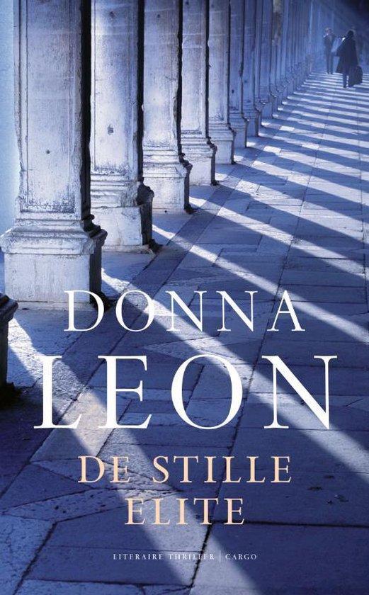 De stille elite - Donna Leon   Readingchampions.org.uk