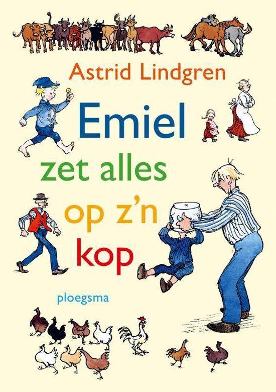 Emiel zet alles op z'n kop - Astrid Lindgren | Fthsonline.com