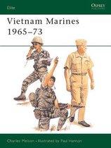 Boek cover Vietnam Marines, 1965-73 van Charles D. Melson