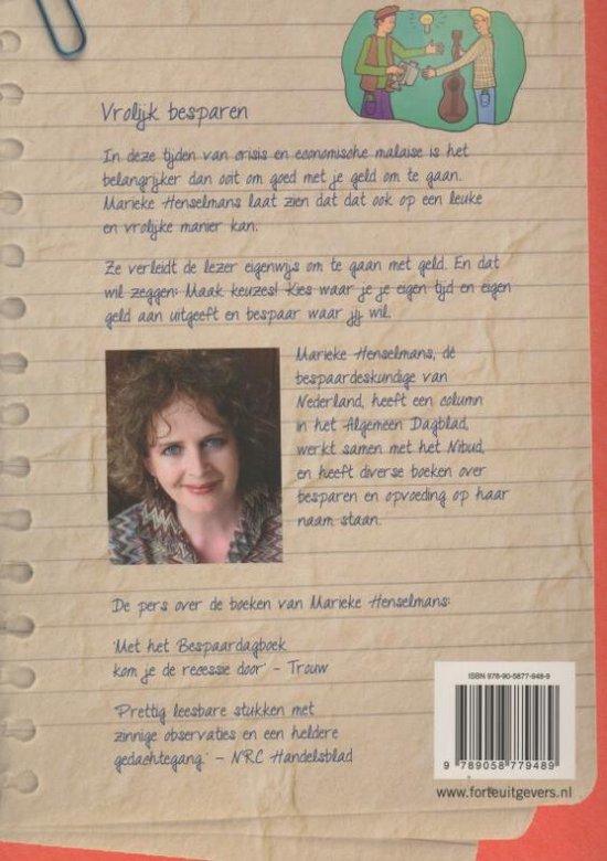 Vrolijk besparen - Marieke Henselmans