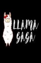 Llama Gaga
