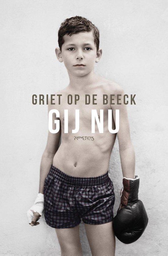Boek cover Gij nu van Griet Op de Beeck