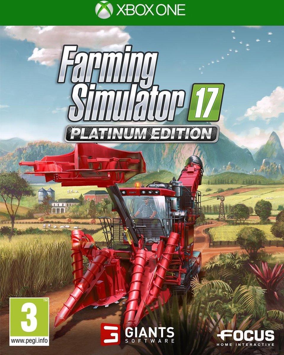 Farming Simulator 17 - Platinum Edition - Xbox One - Focus Home Interactive