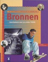 Bronnen de industriele samenleving in Nederland 3/4 vmbo-tgkbl leerlingenboek