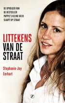 Boek cover Littekens van de straat van Stephanie-Joy Eerhart