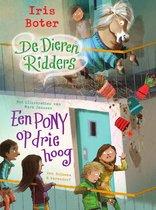 De Dierenridders 2 - Een pony op drie hoog