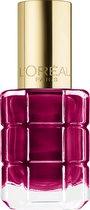 L'Oréal Paris Color Riche - 552 Rubis Folies - Rood - Nagellak