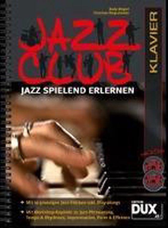 Jazz Club, Klavier (mit 2 CDs)