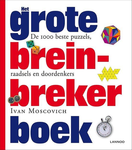 Afbeelding van Het Grote Breinbreker Boek
