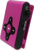 DIFRNCE MP758-4GB/ MP3 speler / Met Sportclip / Li