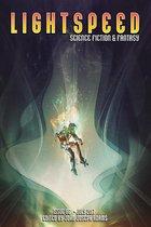 Boek cover Lightspeed Magazine, Issue 86 (July 2017) van John Joseph Adams (Onbekend)
