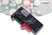 Batterijtester met accu-indicator