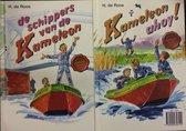 De schippers van de kameleon / Kameleon ahoy! Omkeerboek.