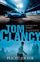 Boek cover Tom Clancy Plicht en eer van Grant Blackwood