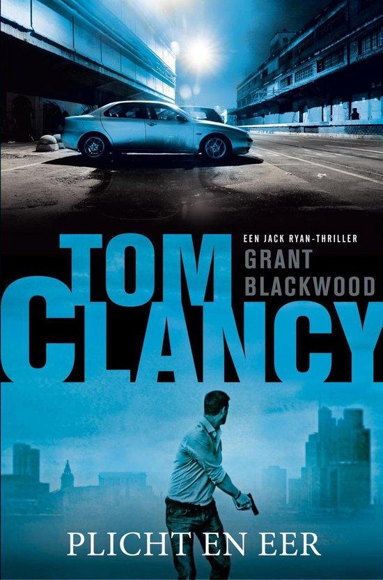 Tom Clancy Plicht en eer - Grant Blackwood  