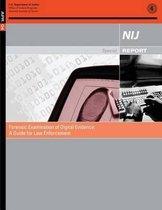Omslag Forensic Examination of Digital Evidence