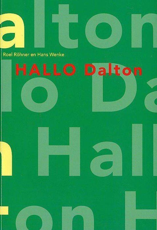 Hallo Dalton - Roel Röhner |