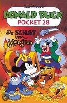 Donald Duck pocket deel 028 de schat van Morgan