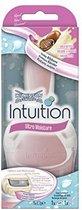Wilkinson Houder Intuition Ultra Moisture Shea + 1 mesje