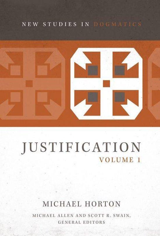 Boek cover Justification, Volume 1 van Scott R. Swain (Onbekend)