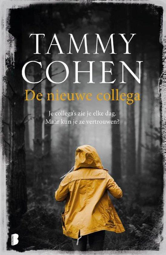 De nieuwe collega - Tammy Cohen |