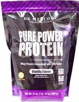 Pure Power Proteine, Vanilla smaak (880 g) - Dr. Mercola