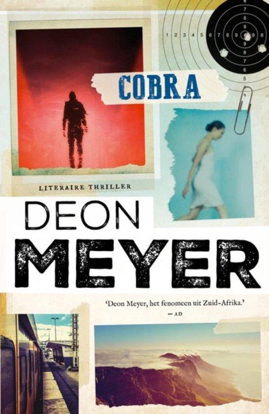 Cobra - Deon Meyer |
